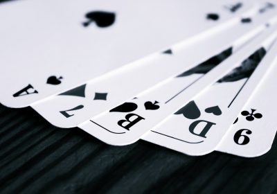 playing cards 400x280 - 3 Best Card Games To Sharpen Your Cognitive Ability