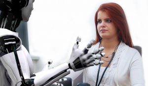 robot 300x175 - AI in Healthcare and Rehabilitation Therapy